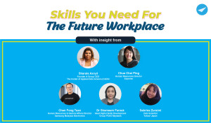 Skills for the future workplace